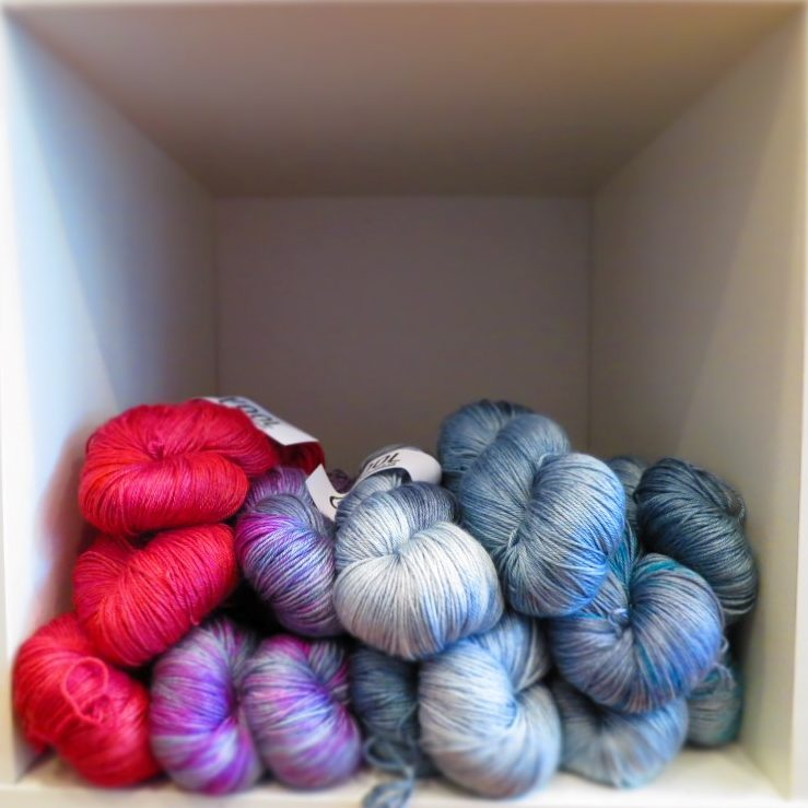 The Wool Kitchen Merino Silk
