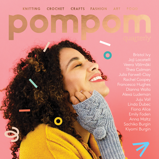 Pompom Quarterly Summer 2017