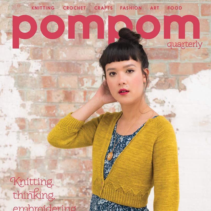 Pompom Quarterly Issue 1 Revisited