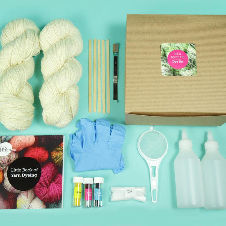 Yarn Dyeing Kit