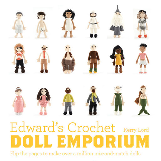 Edwards Crochet Doll Emporium By Kerry Lord Wild And Woolly