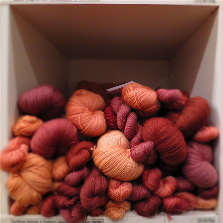 Annabel Williams Naturally Dyed Corriedale Sock Set