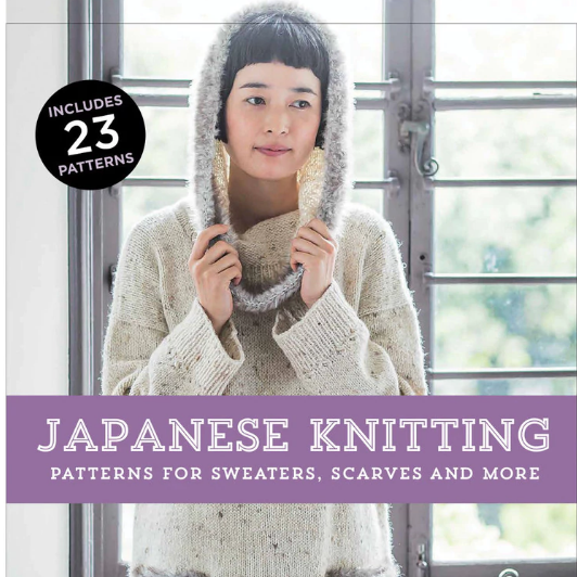 Japanese Knitting Patterns For Sweaters Scarves And More Wild