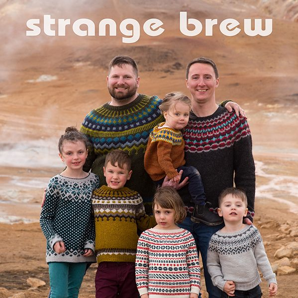 Strange Brew: a colourwork knitting adventure by Alexa Ludman and Emily Wessel