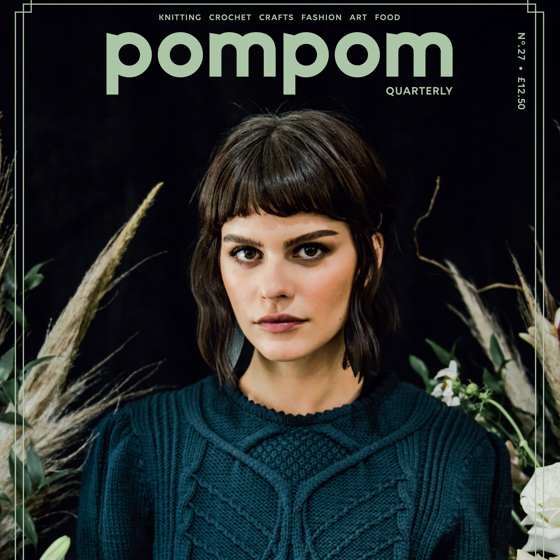 Pompom Quarterly Winter 2018